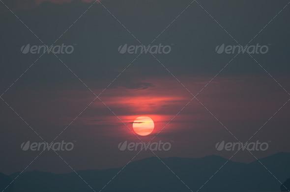 PhotoDune sunset 4048080
