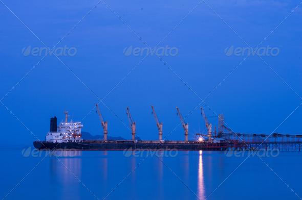 PhotoDune harbor 4048083