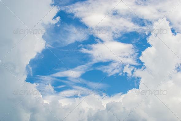 PhotoDune cloudscape 4048097
