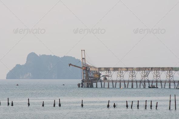 PhotoDune harbor 4048104