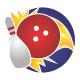 Bowling Center Logo - GraphicRiver Item for Sale