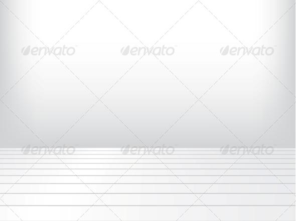 GraphicRiver White wood interior 4047991