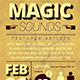 Typography Flyer / Poster - GraphicRiver Item for Sale