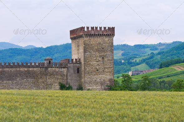 PhotoDune Castle of Riva Ponte dell Olio Emilia-Romagna Italy 4048774