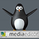 Cartoon Penguen 3d model - 3DOcean Item for Sale