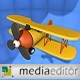 Cartoon Plane 3d Model - 3DOcean Item for Sale