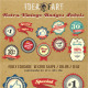 Retro Vintage Badge & Label v2 - GraphicRiver Item for Sale