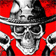 Skull with Revolver - GraphicRiver Item for Sale