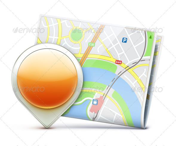 GraphicRiver Navigation Concept 4052925
