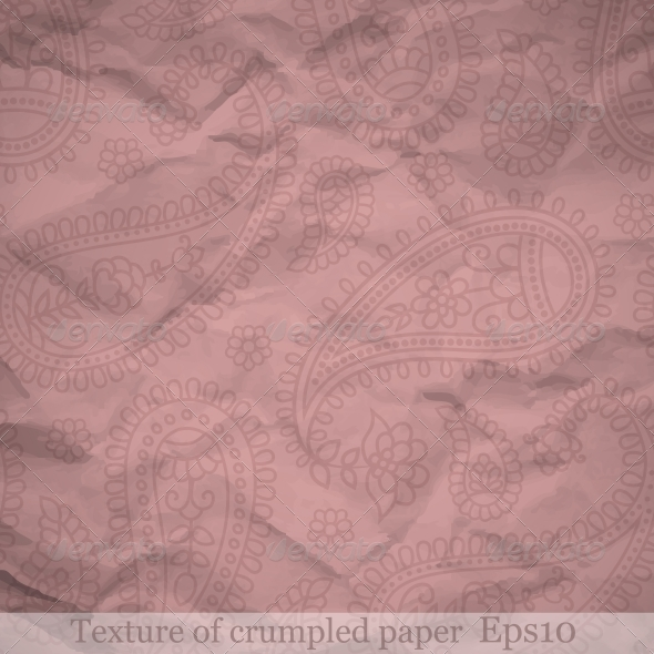 GraphicRiver Texture of Crumpled Paper 4053416