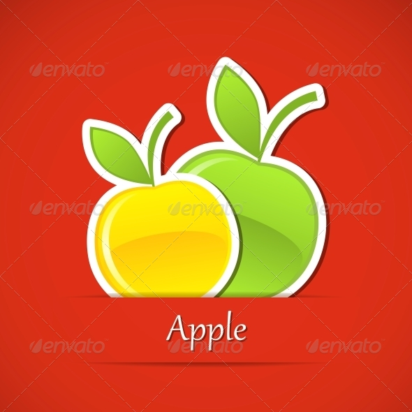 GraphicRiver Fruit Label 4053579