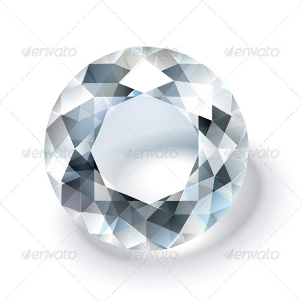 GraphicRiver Pure Diamond 4054315