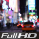 NYC Time Square Traffic Motion Blur - VideoHive Item for Sale