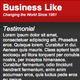 Business Like  Free Download
