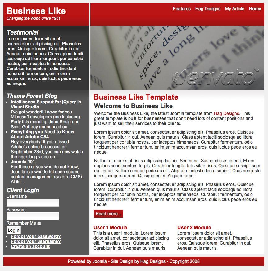 Business Like