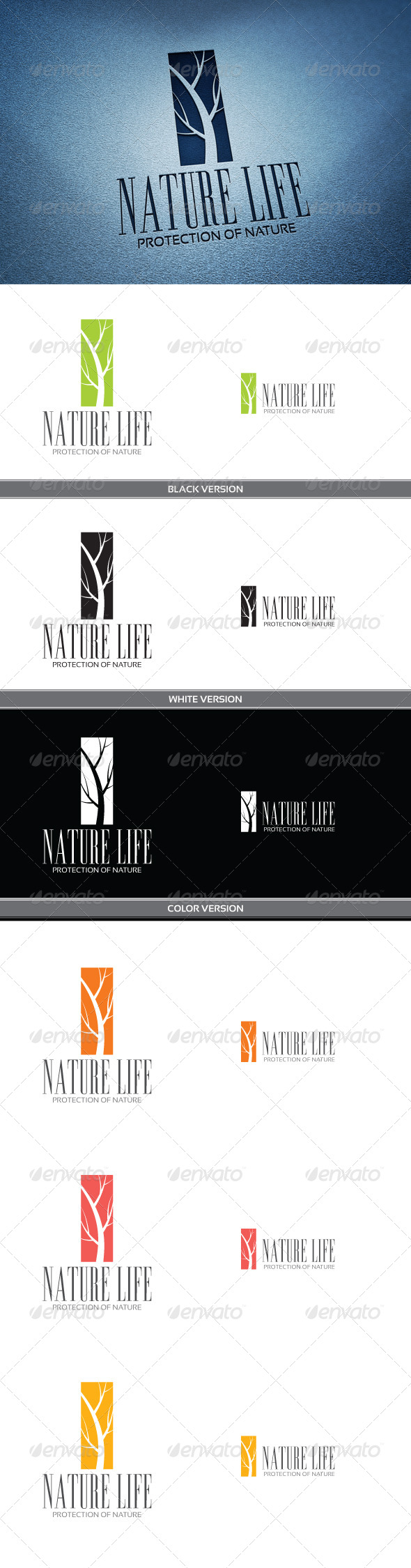 GraphicRiver Nature Life 3908891