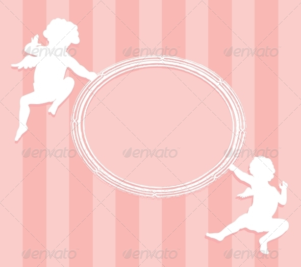 GraphicRiver Valentine s background 4056050