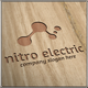Nitro Electric Logo Template - GraphicRiver Item for Sale