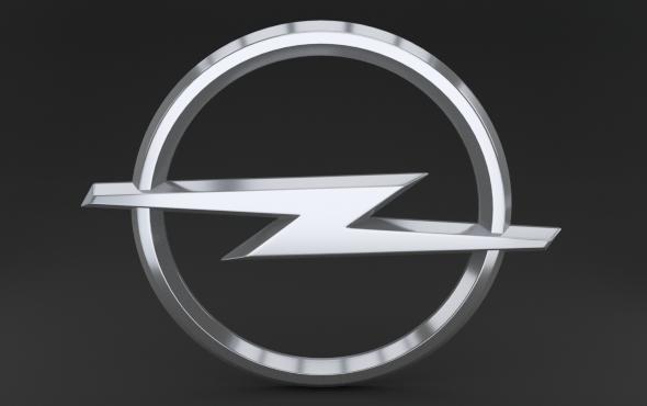 3DOcean Opel Logo 4056192