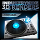 Turntable 3D Renders - GraphicRiver Item for Sale