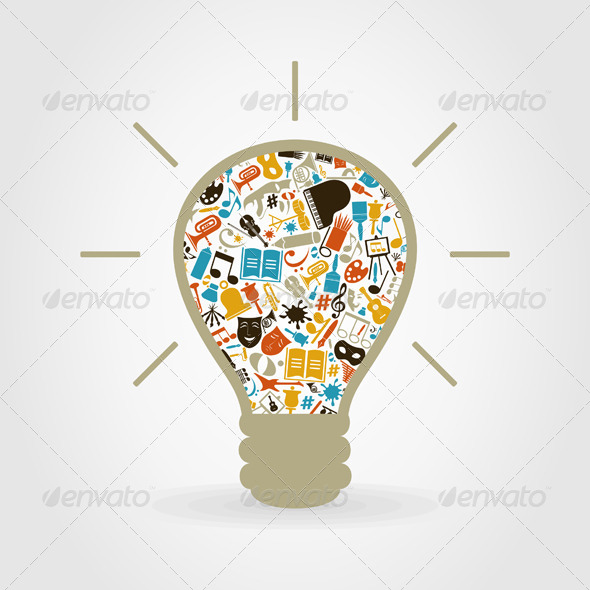 GraphicRiver Art Bulb 4058335