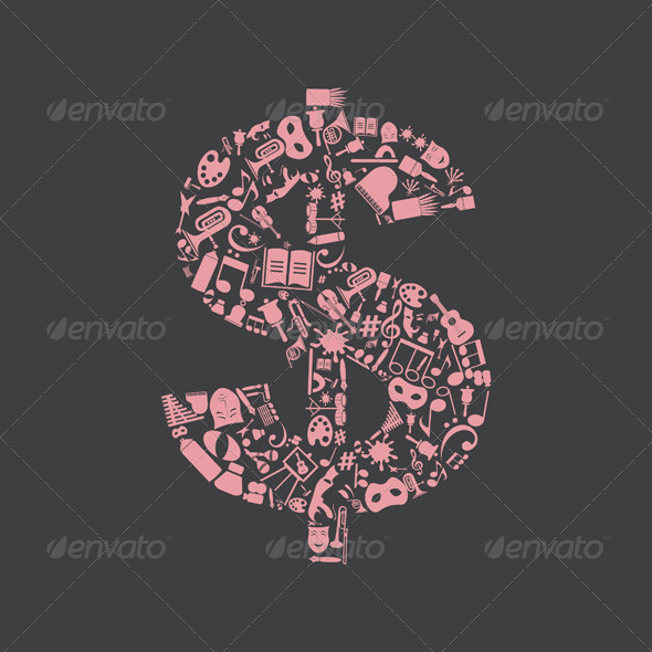 GraphicRiver Art Dollar 4058340