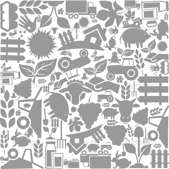 GraphicRiver Background Agriculture 4058397