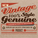 Retro Vintage Label - GraphicRiver Item for Sale