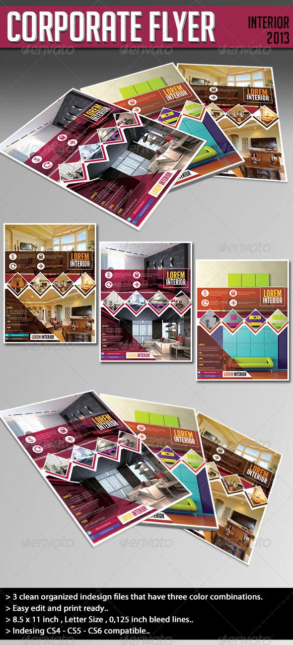 GraphicRiver Corporate Flyer Interior 2013 3947168