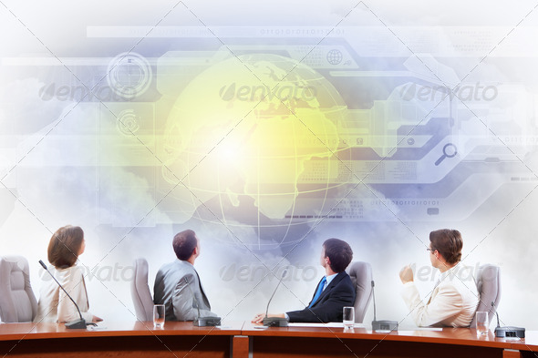 PhotoDune Business presentation 4061310