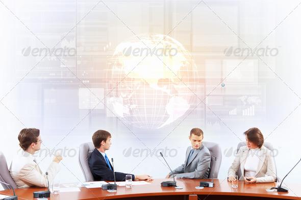 PhotoDune Business presentation 4061317