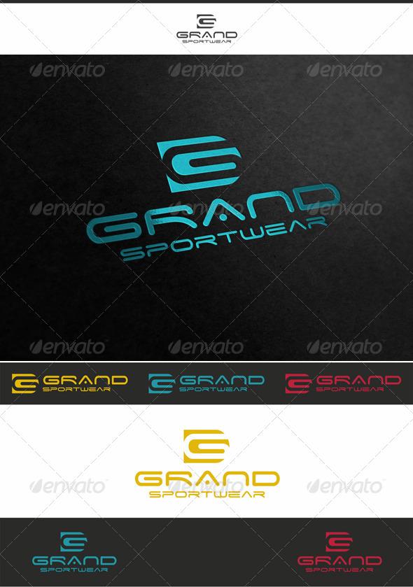 Grand Sport Logo - Letter G - Letters Logo Templates