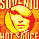 Hot Sauce CD Cover Artwork Template - GraphicRiver Item for Sale