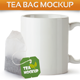Tea Bag Mockup - GraphicRiver Item for Sale