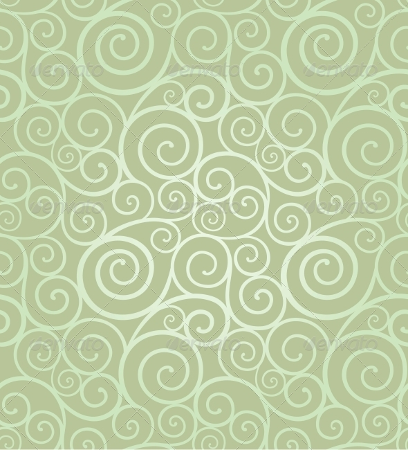 Elegant Swirl Backgrou...