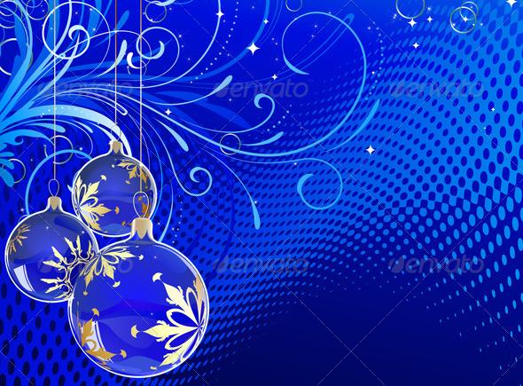 GraphicRiver Christmas decorations 4062319