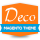 DecoStore Magento Theme - ThemeForest Item for Sale