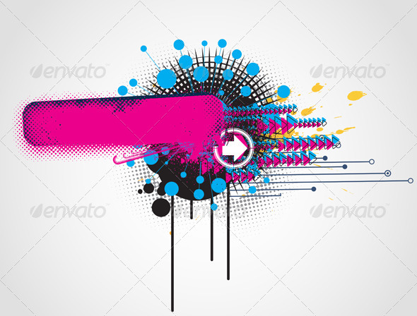 GraphicRiver Abstract Background 4063262
