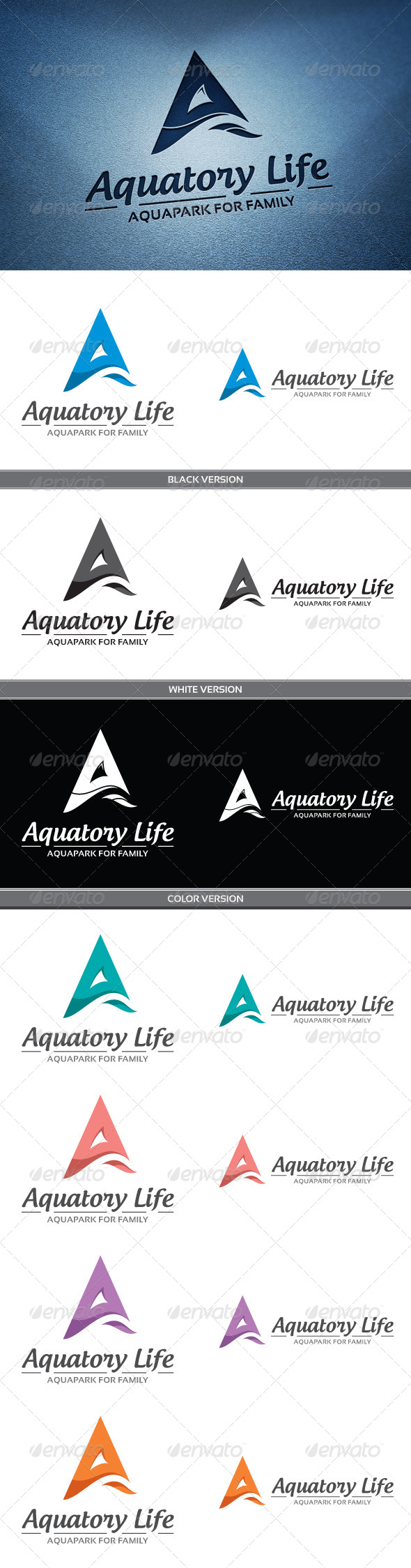 GraphicRiver Aquatory Life 3888985