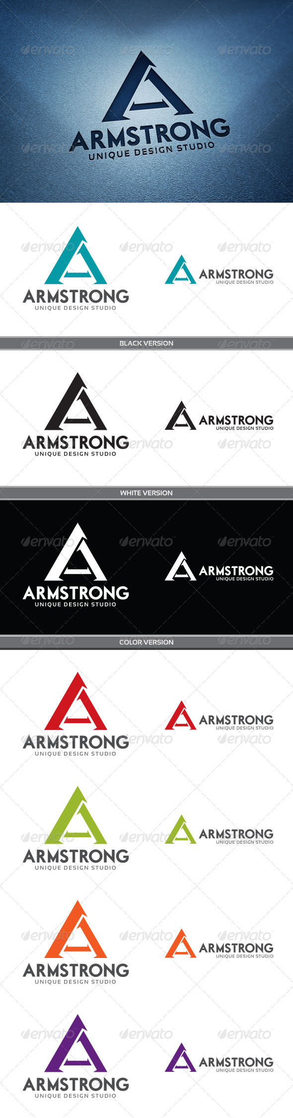 GraphicRiver Armstrong 3888216