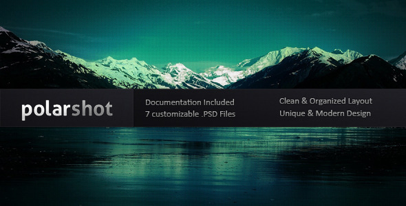 ThemeForest Polarshot Natural Manifestation 4063785