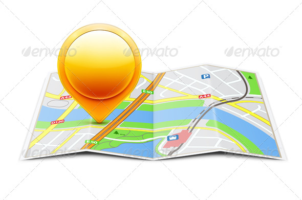 GraphicRiver Navigation Concept 4065181