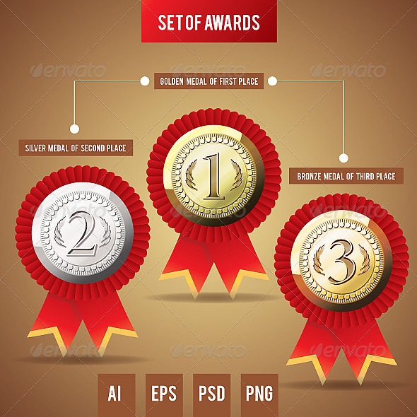 GraphicRiver Awards 4065209