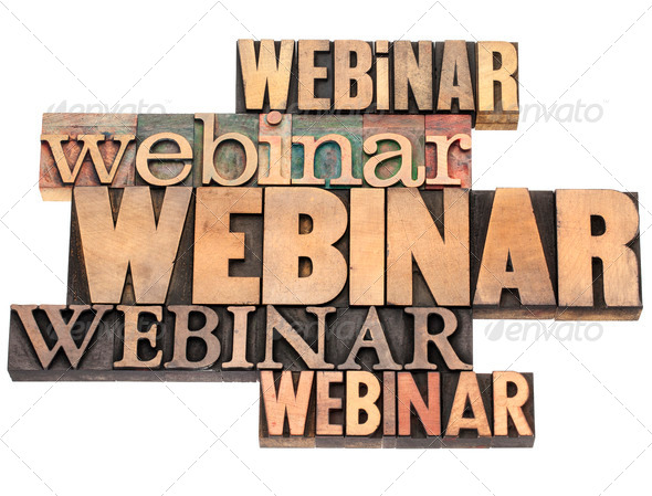 webinar word abstract - Stock Photo - Images