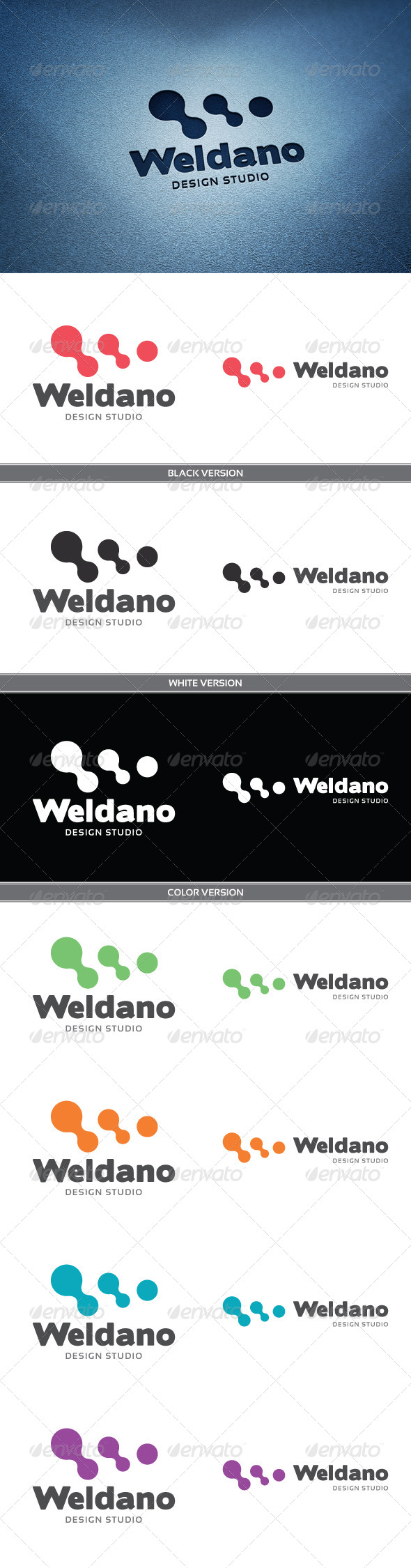 GraphicRiver Weldano 4065397