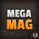 MEGAMAG - A Responsive Blog/Magazine Style Theme - ThemeForest Item for Sale