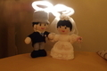 Married Couple with a Halo - PhotoDune Item for Sale