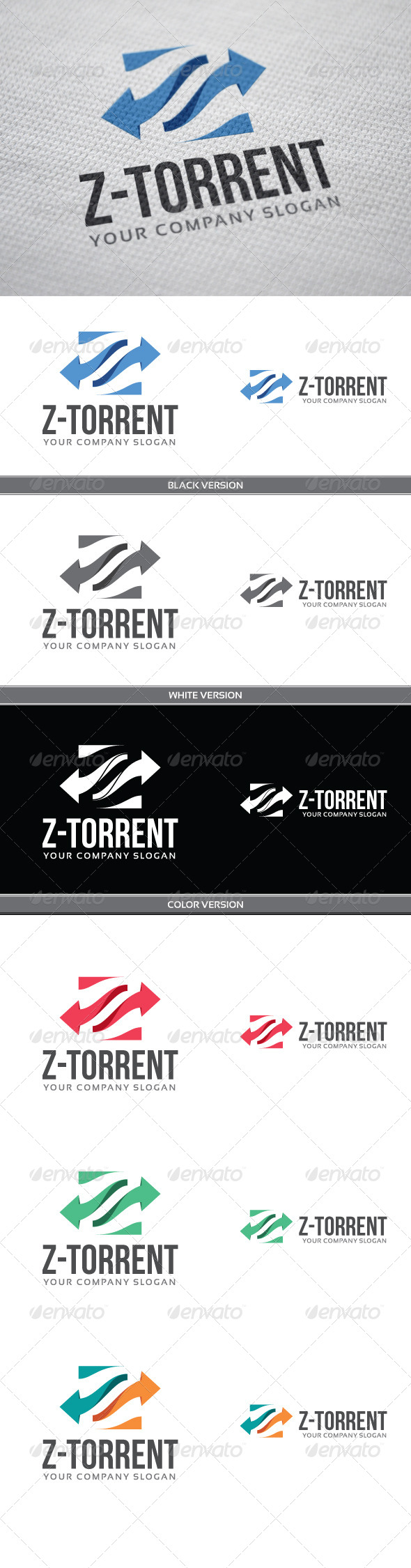 GraphicRiver Z-torrent 4065942