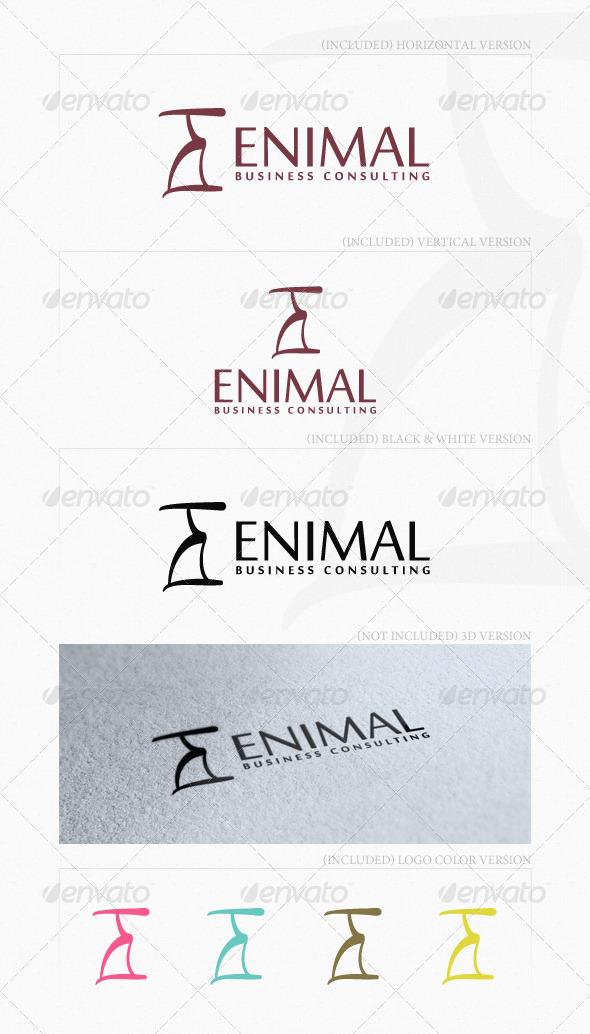 GraphicRiver Enimal Logo 3982087