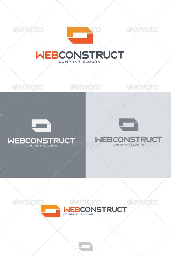 GraphicRiver WebConstruct Logo 4067930